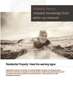 Residential Property: Heed the warning signs